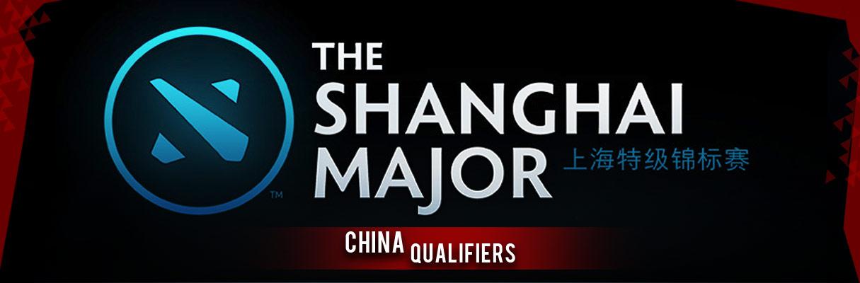Shanghai Majors Chinese Qualifiers