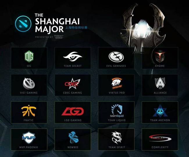 shanghai major qualifiers