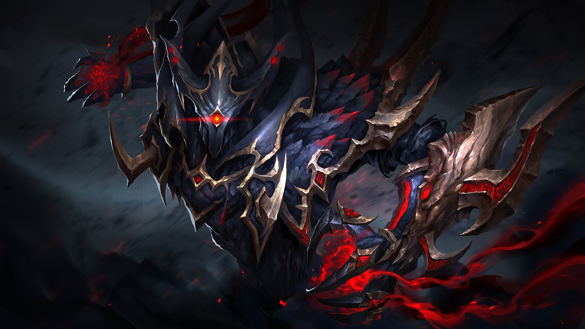 3 Nevermore The Shadow Fiend