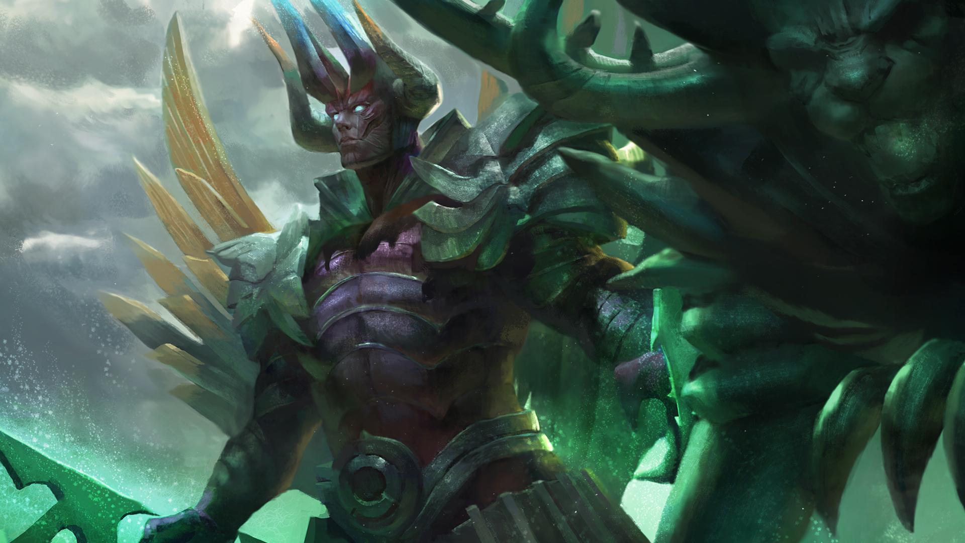 Terrorblade Seven Infernal Hells