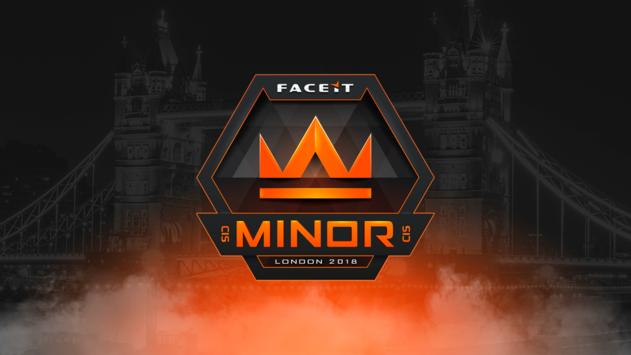 การแข่งขัน CIS Minor Championship - London 2018 1