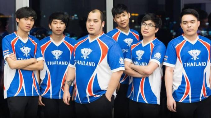 เด็กไทยโชว์เก๋า คว้ารองแชมป์โลก RoV