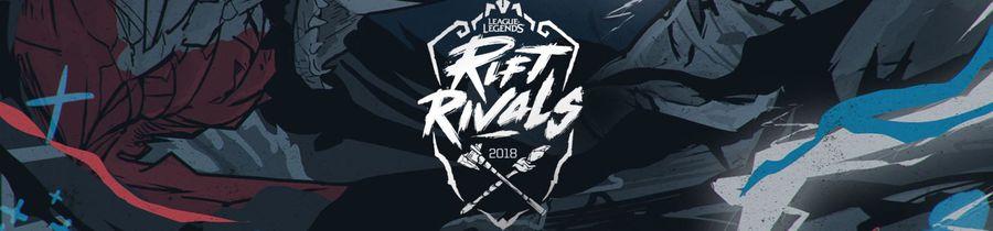 LoL 2018 international events 4