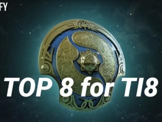 เส้นทางสู่ THE INTERNATIONAL 8 ทีม ที่ได้รับเลือก และเงินรางวัลสะสม