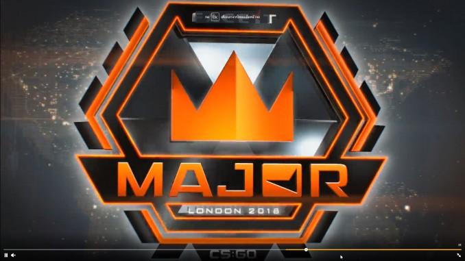 FACEIT Major London 2018 1