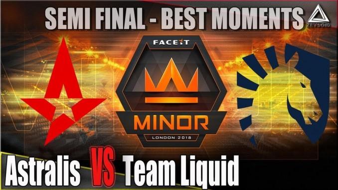 csgo FACEIT Major semifinal