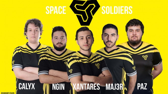 space soldiers esports