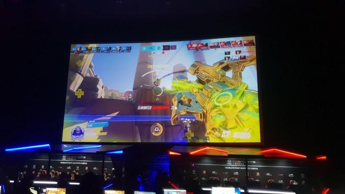 Dell Gaming ESports Cinema1