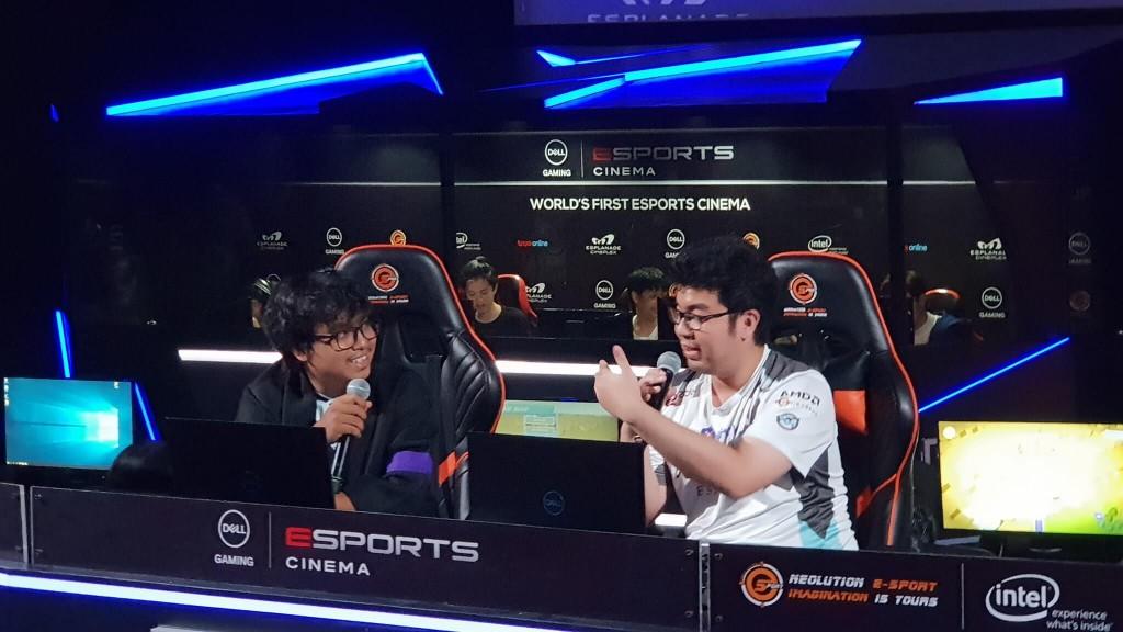 Dell Gaming ESports Cinema4