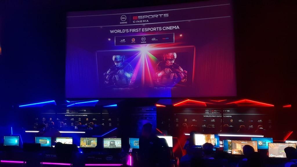 Dell Gaming ESports Cinema5