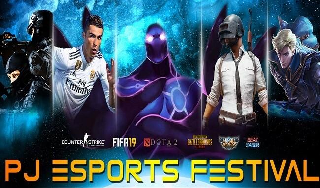 PJ Esports Festival