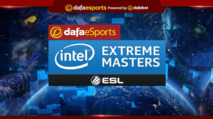 Intel Extreme Masters Season 8