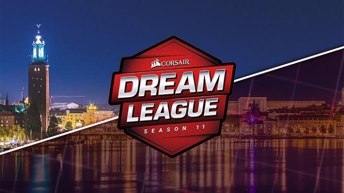 ติดตามการแข่งขัน DreamLeague Season 11 รอบคัดเลือก