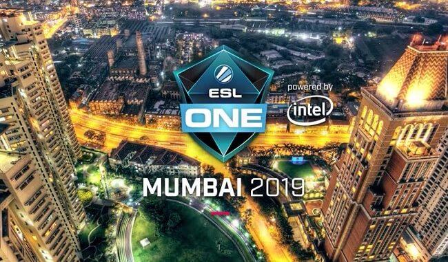 ESL Mumbai 2019
