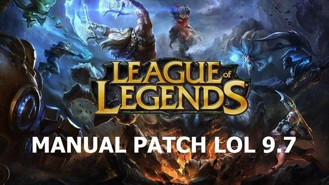 LOL manual patch