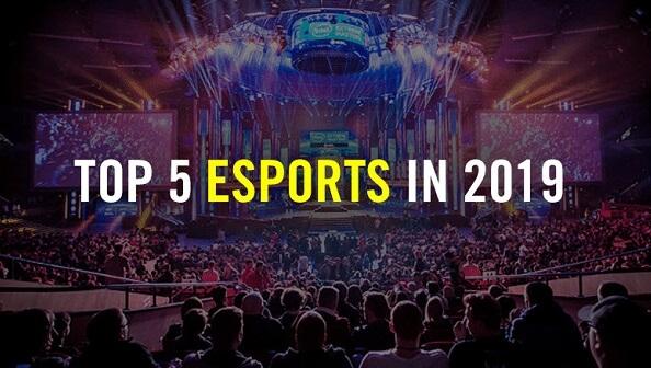 Top esports games