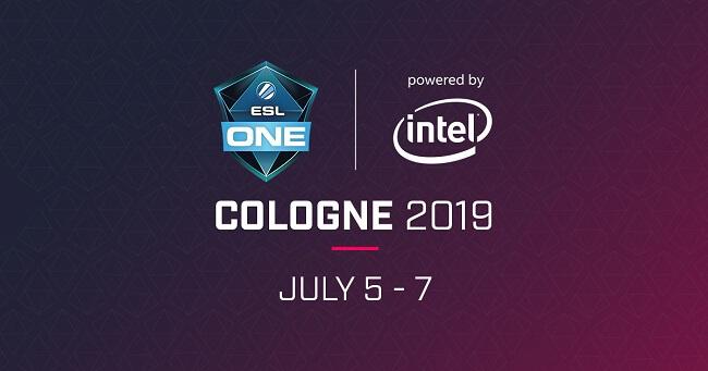 พรีวิวการแข่งขัน ESL ONE COLOGNE 2019