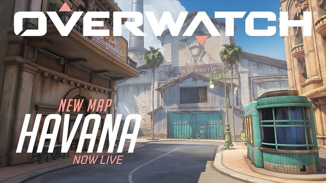Overwatch Map