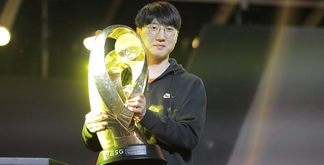StarCraft 2's Best Player