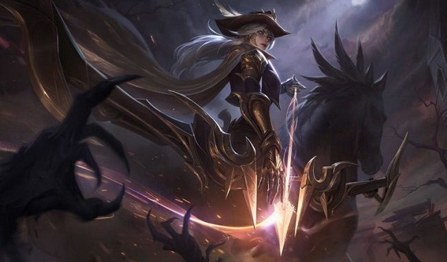 skins in League of Legends