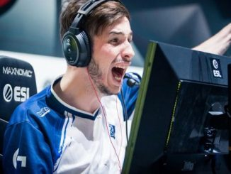 kennyS on G2's roster