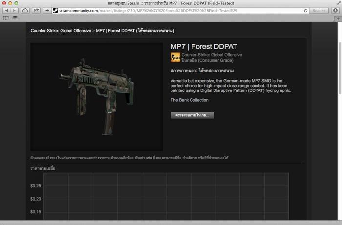 วิธีการซื้อไอเทม Counter-Strike_ Global Offensive5