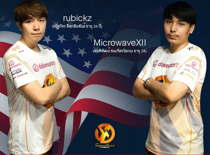 Duo rubickz- และ microwavexii_