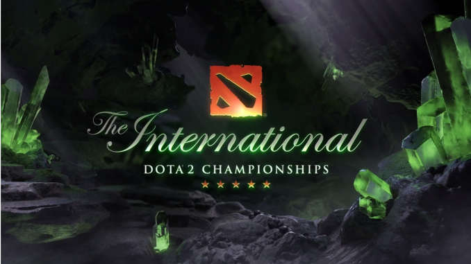 The International 2018 ti8 3