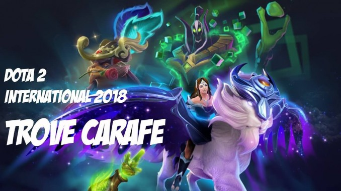 Trove Carafe for the International 2018