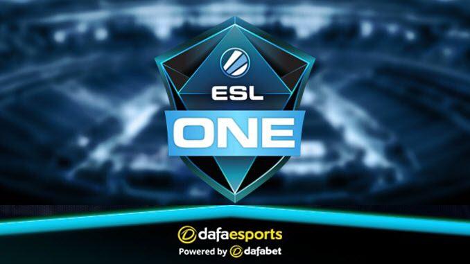 ESL One Katowice 2019 China Qualifier