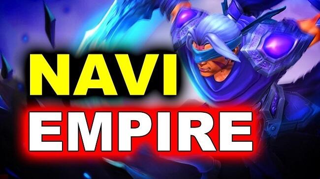 Navi VS Empire