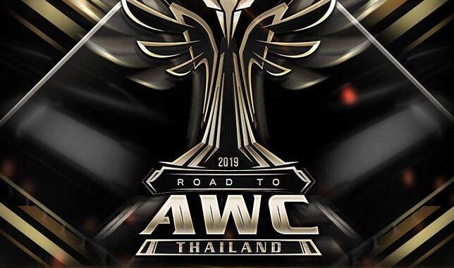 ROV Road to AWC 2019 ก้าวแรกสู่โปรเพลเยอร์เงินล้าน