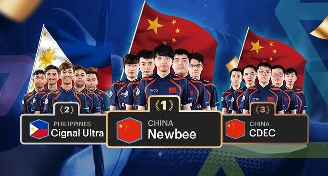 Newbee คว้าแชมป์ WCG 2019 ได้สำเร็จ! | Dafa Esports