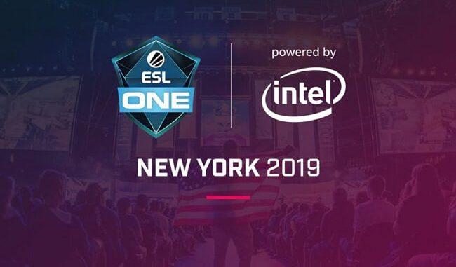 ESL One New York 2019