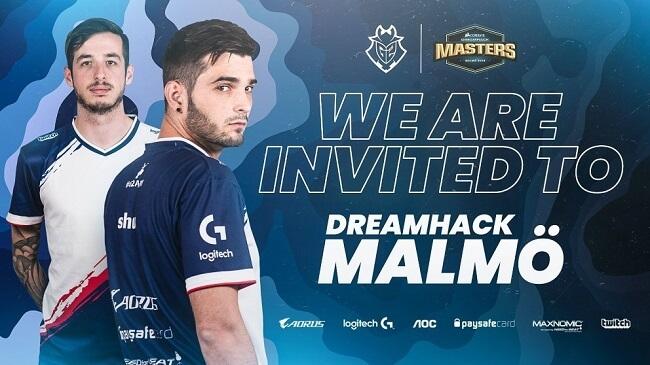 G2 DreamHack Masters Malmo 2019