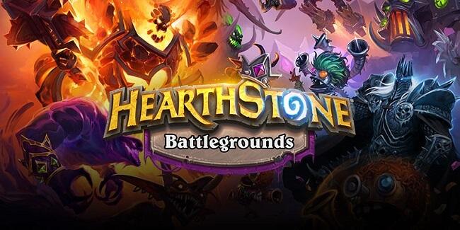 Hearthstone Battlegrounds