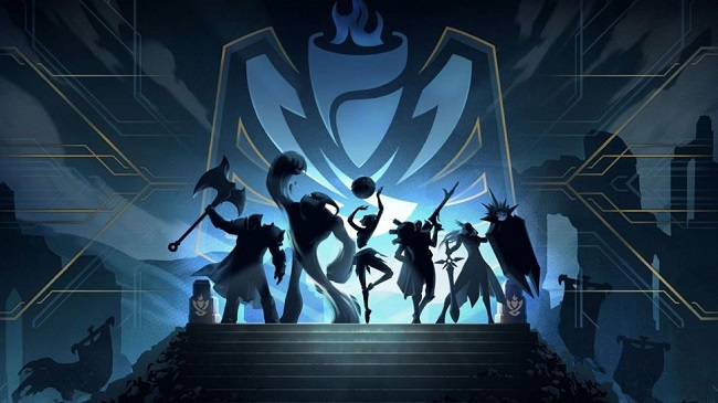 Clash in League of Legends