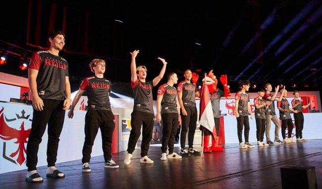Atlanta Reign team