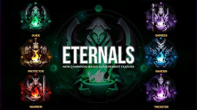 LOL Eternals